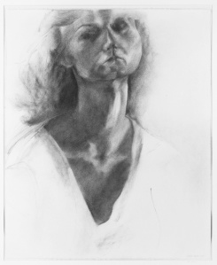 Self Portrait, by Catherine E. Case
