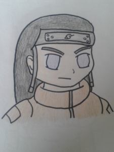 Neji, by Heather Addis