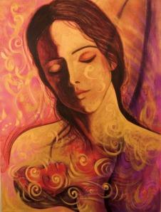 """The Magdalene"" by Toni Carmine Salerno"