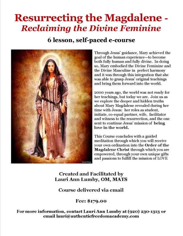 ResurrectingMagdaleneE-Course