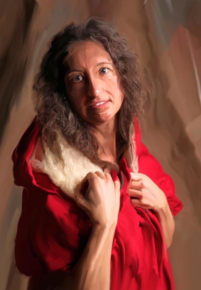 Mary Magdalene by Catherine E. Case