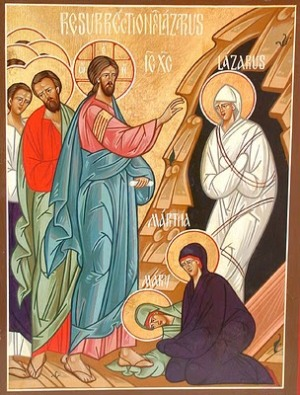 Jesus-raising-Lazarus-from-the-dead